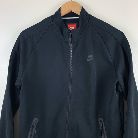 Nike F.C Tech Fleece N98 Black Full Zip sweatshirt
